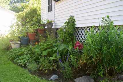 45 incredible side yard garden landscaping ideas with rocks