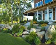 45 simple and beautiful front yard landscaping ideas on a budget
