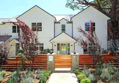 47 best front yard fence design ideas