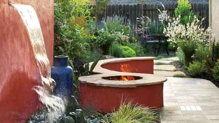 47 incredible side yard garden landscaping ideas with rocks