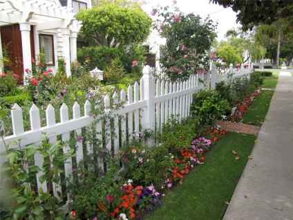 52 best front yard fence design ideas