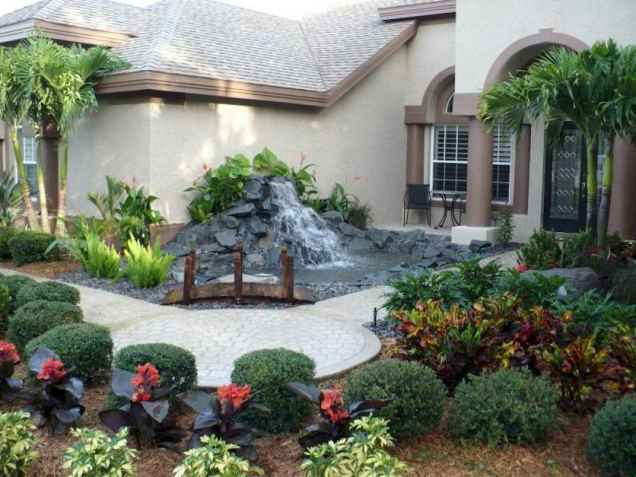 70 beautiful and creative flower bed desgin ideas for garden
