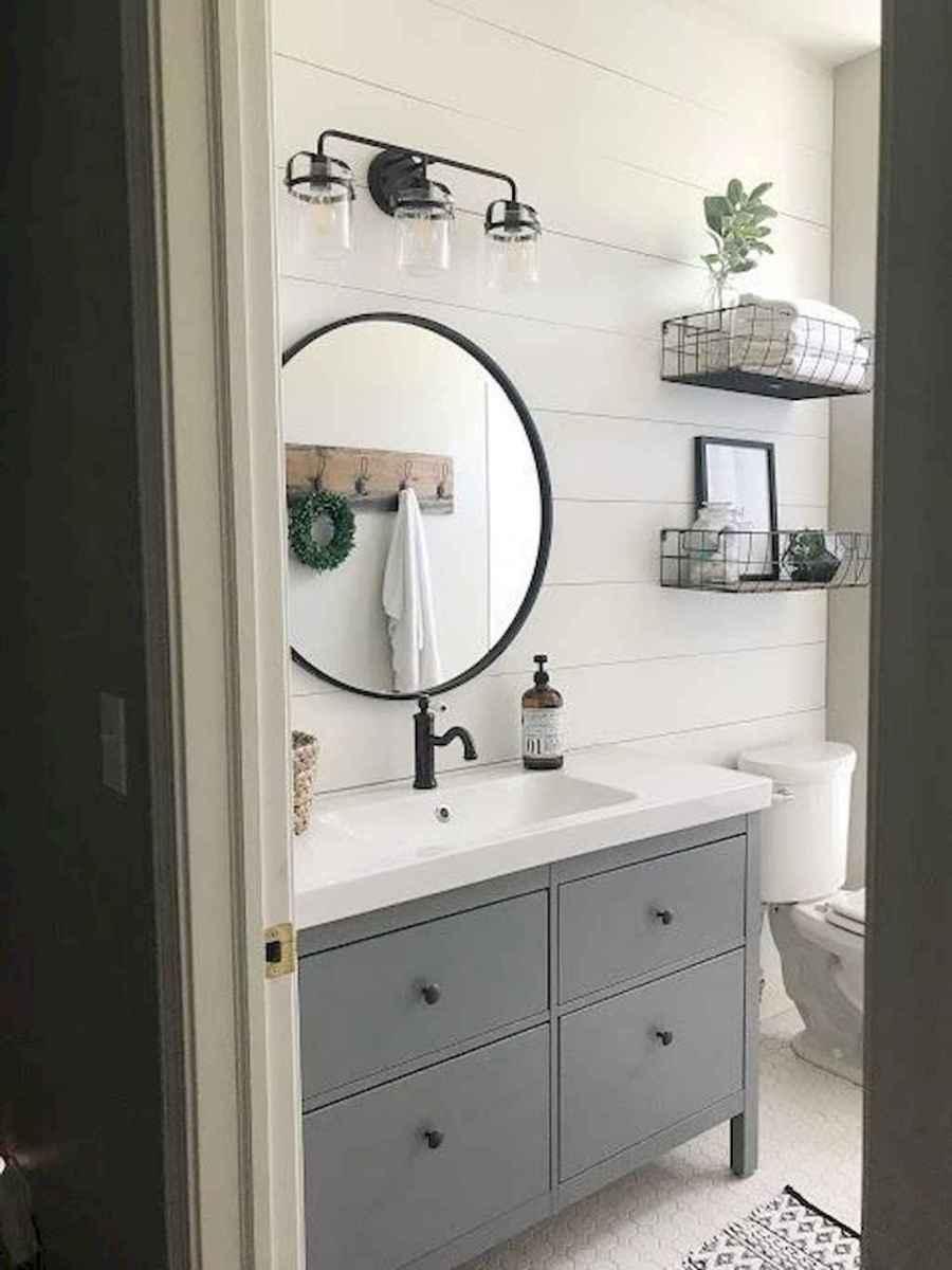 01 beautiful farmhouse bathroom remodel ideas