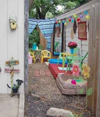 02 awesome backyard kids ideas for play outdoor summer