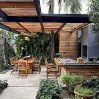 02 fantastic outdoor kitchen design for your summer ideas