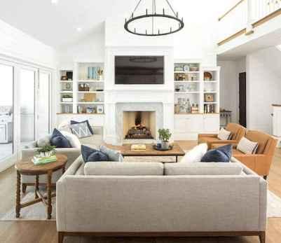 05 best cozy farmhouse living room lighting lamps decor ideas