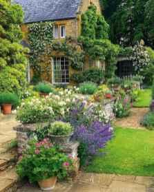 05 stunning front yard cottage garden inspiration ideas