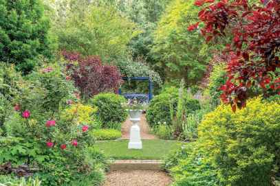 08 beautiful small cottage garden ideas for backyard inspiration