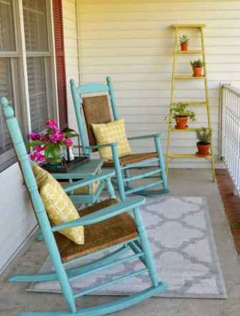 09 beautiful spring front porch decorating ideas