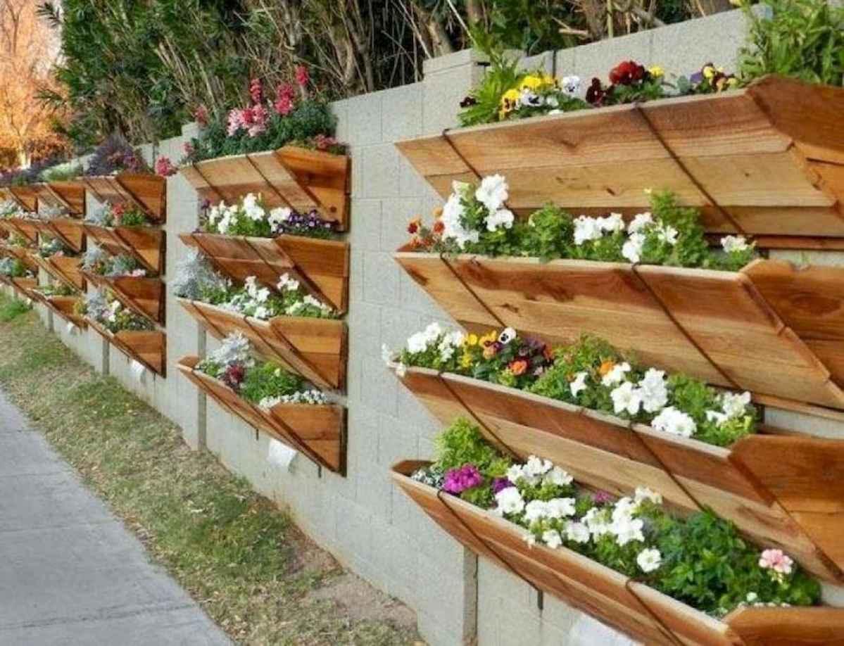 09 stunning vertical garden for wall decor ideas