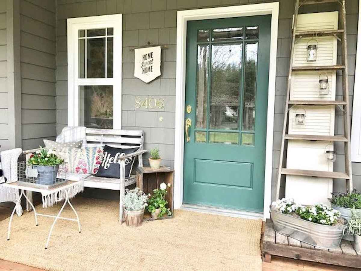 10 beautiful spring front porch decorating ideas