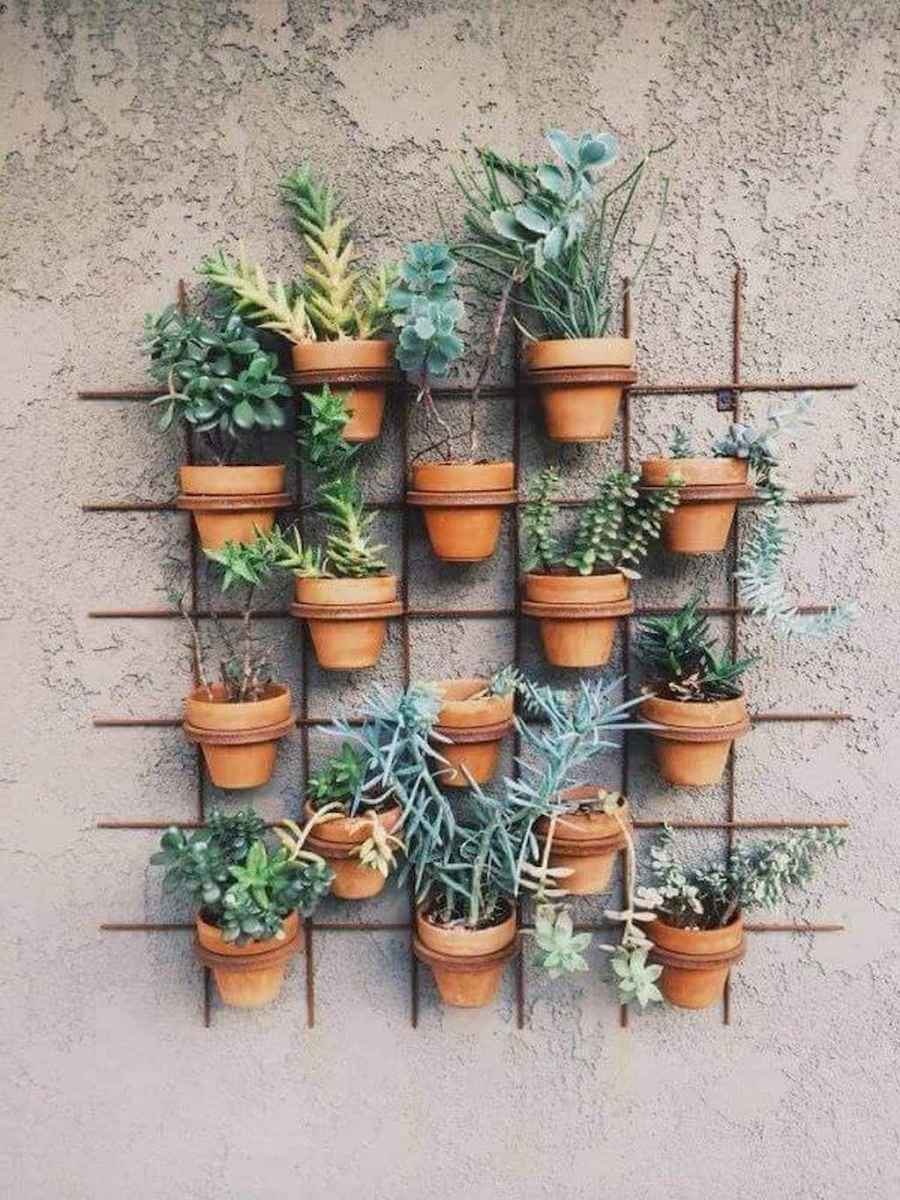 13 stunning vertical garden for wall decor ideas
