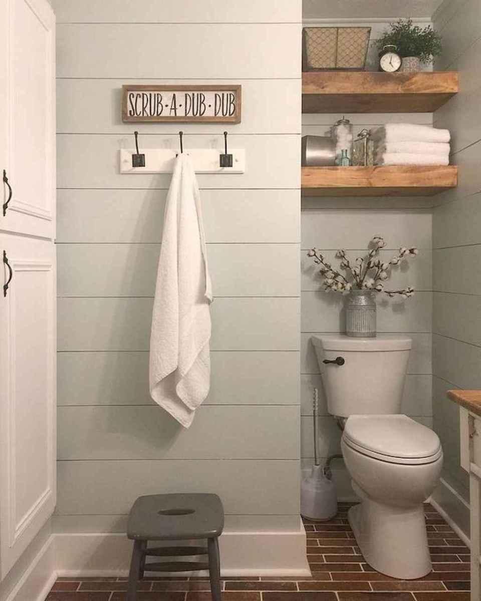 16 beautiful farmhouse bathroom remodel ideas