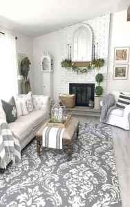 18 cozy farmhouse living room rug decor ideas