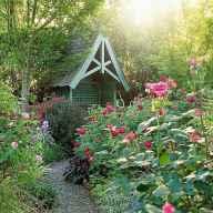 19 beautiful cottage garden ideas to create perfect spot
