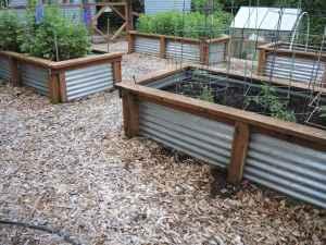 23 affordable backyard vegetable garden design ideas