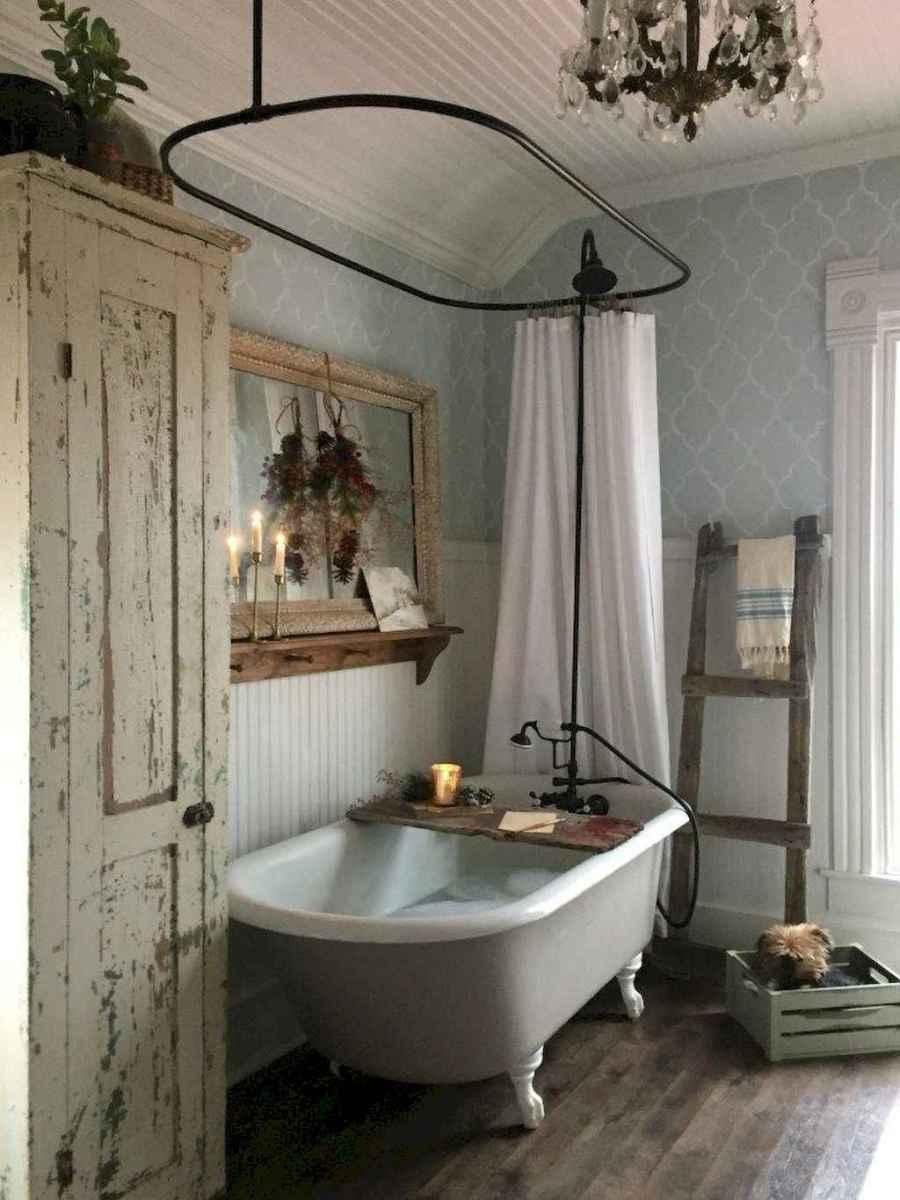 24 beautiful farmhouse bathroom remodel ideas