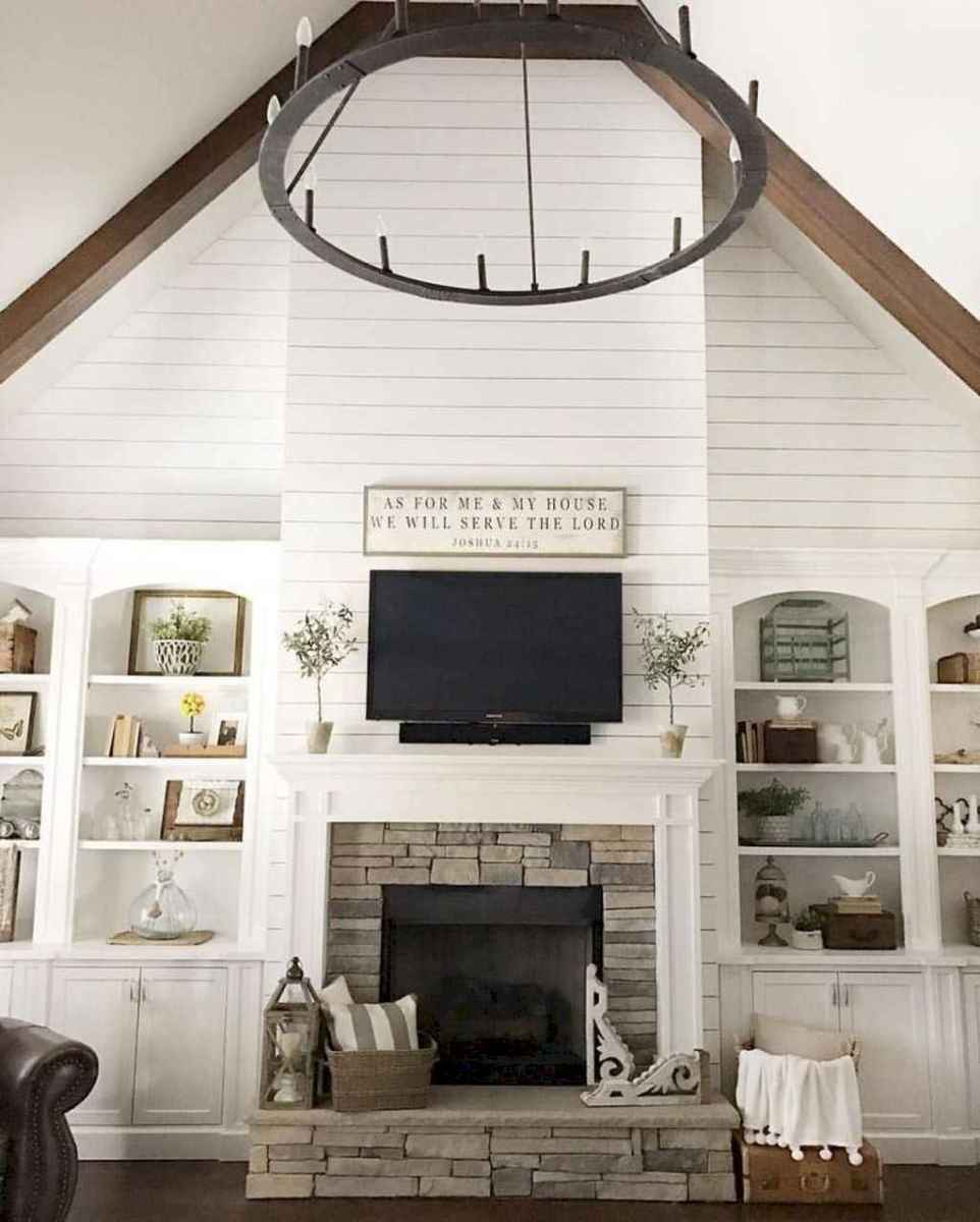24 best cozy farmhouse living room lighting lamps decor ideas