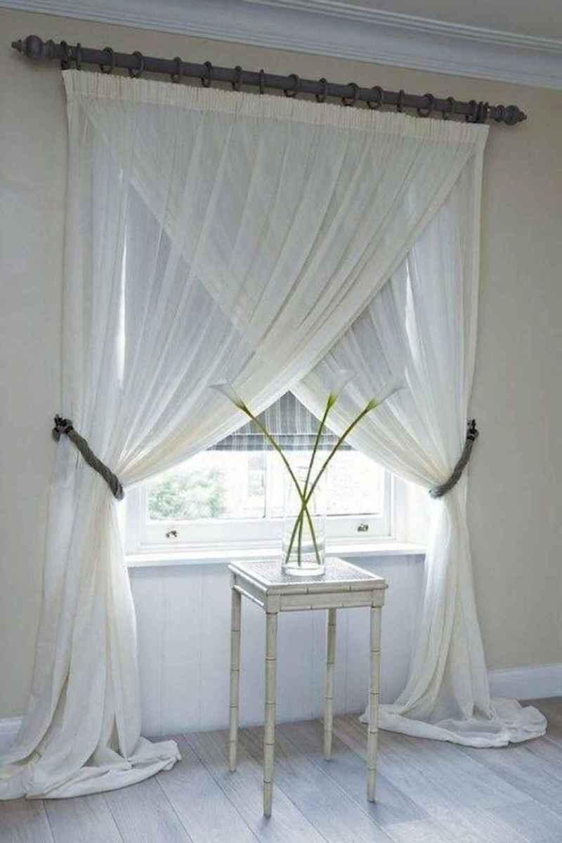 25 best modern farmhouse living room curtains decor ideas