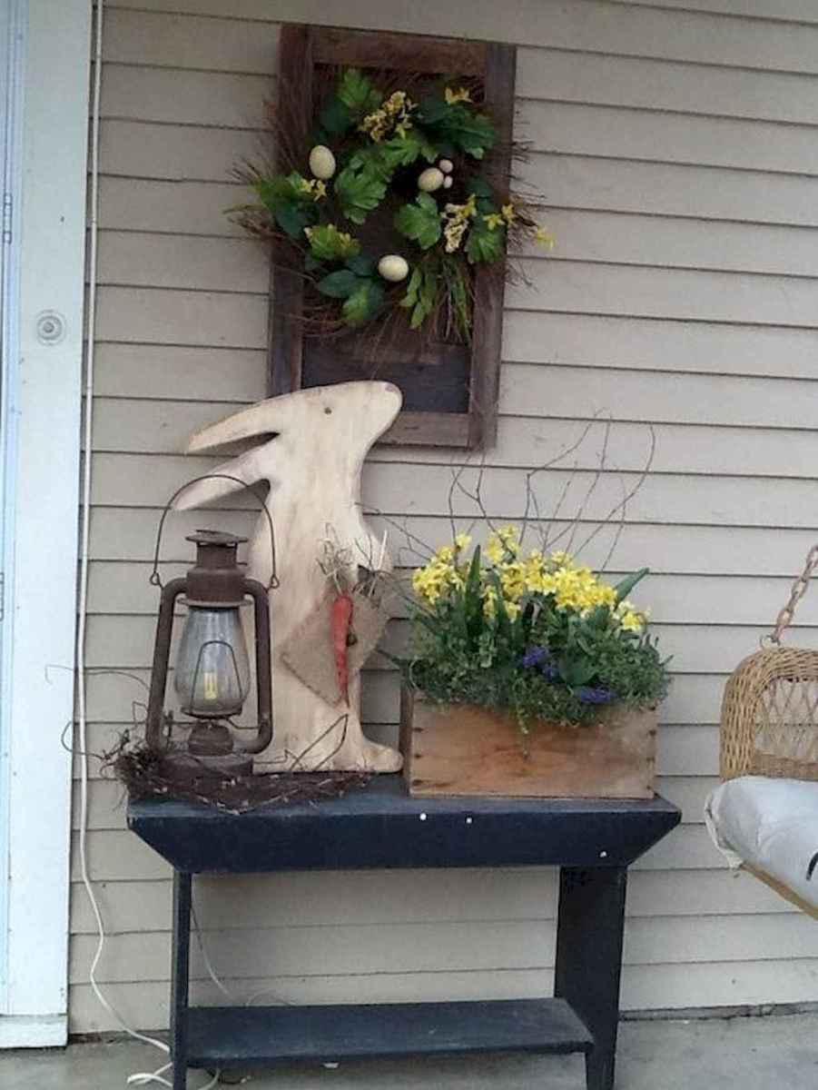 27 beautiful spring front porch decorating ideas