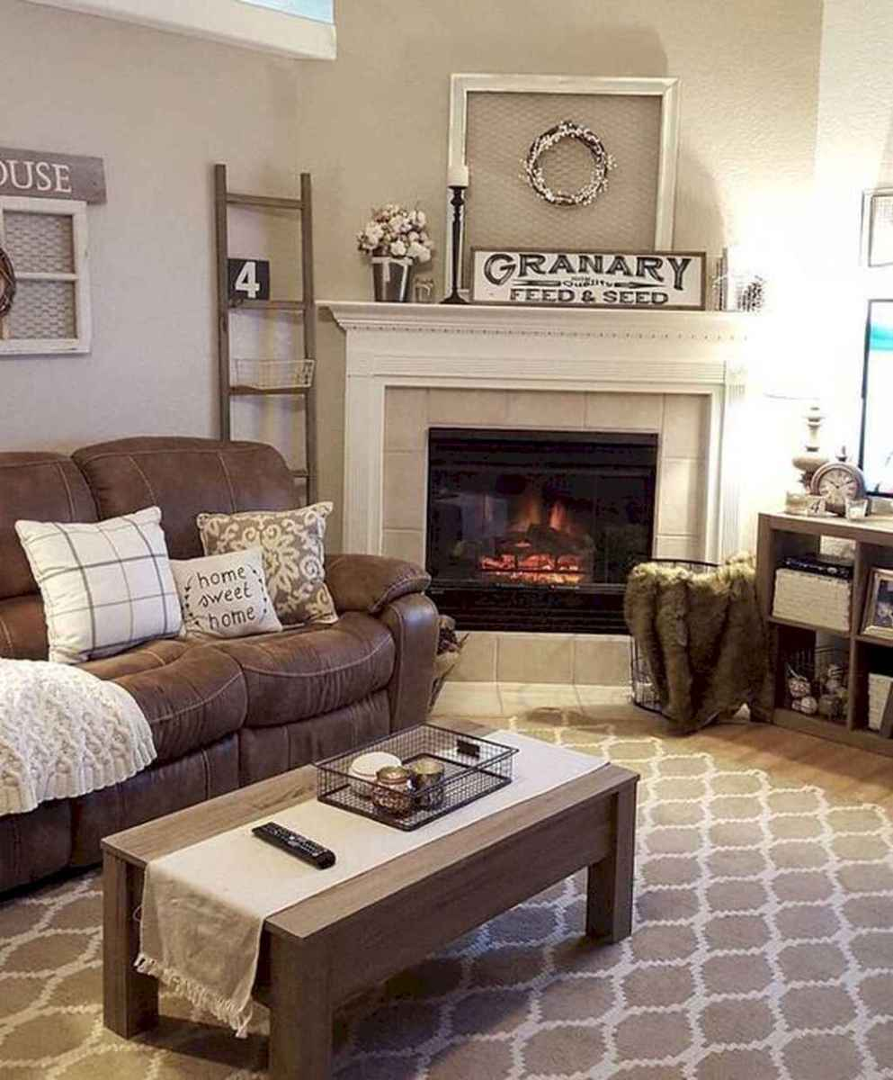 27 best cozy farmhouse living room lighting lamps decor ideas