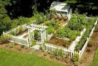 28 affordable backyard vegetable garden design ideas
