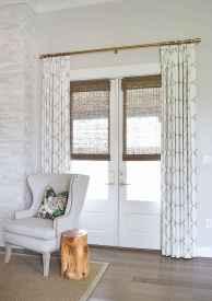 29 best modern farmhouse living room curtains decor ideas
