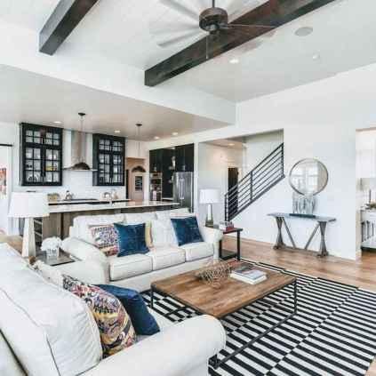 32 cozy farmhouse living room rug decor ideas