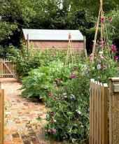 35 stunning front yard cottage garden inspiration ideas