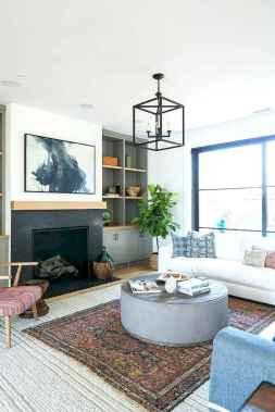 36 best cozy farmhouse living room lighting lamps decor ideas