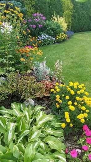 40 stunning front yard cottage garden inspiration ideas