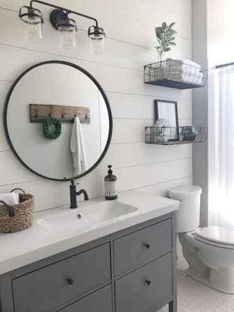 44 beautiful farmhouse bathroom remodel ideas