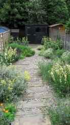 44 stunning front yard cottage garden inspiration ideas