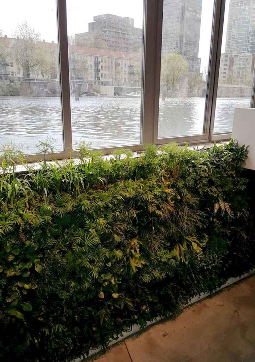 46 fantastic vertical garden indoor decor ideas