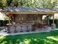 48 fantastic outdoor kitchen design for your summer ideas
