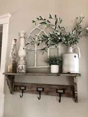 56 catchy farmhouse spring decor ideas