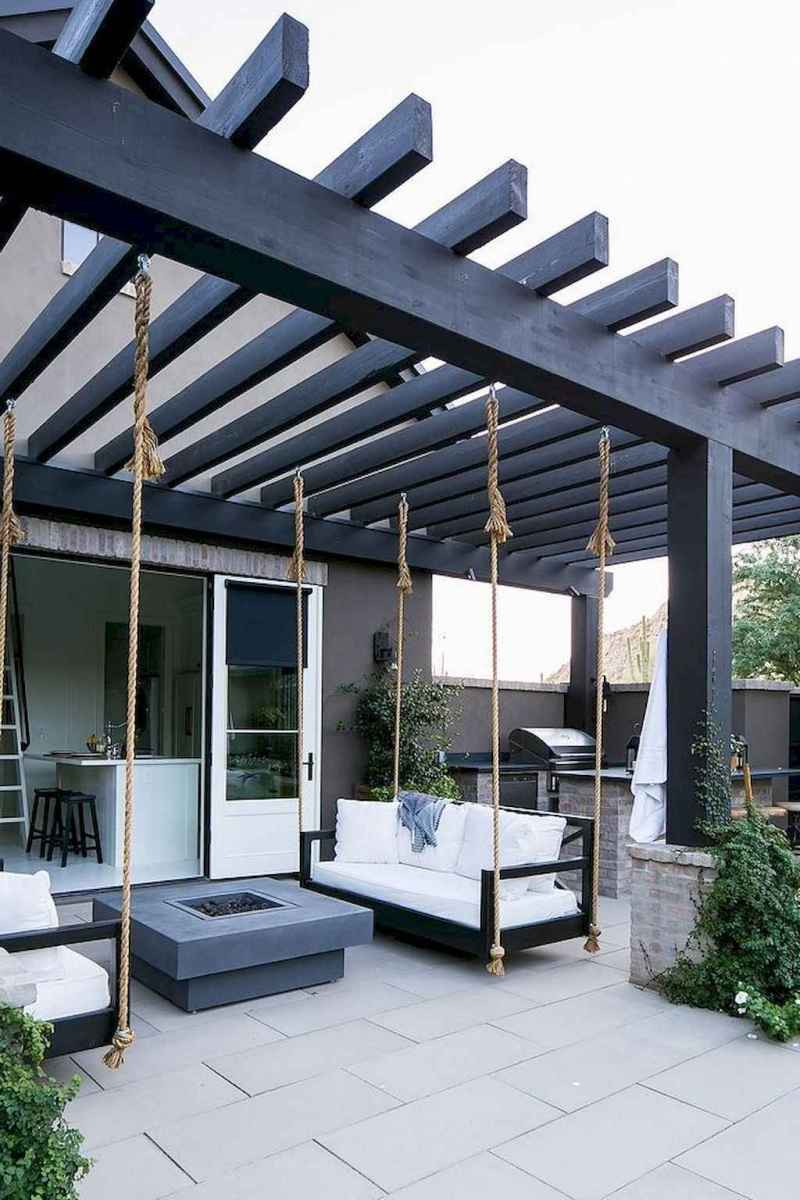 57 fantastic outdoor kitchen design for your summer ideas