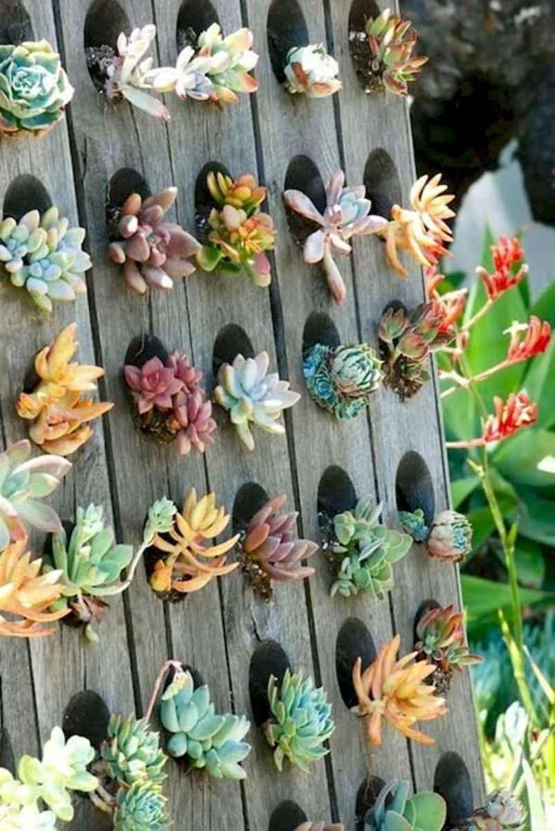 58 stunning vertical garden for wall decor ideas