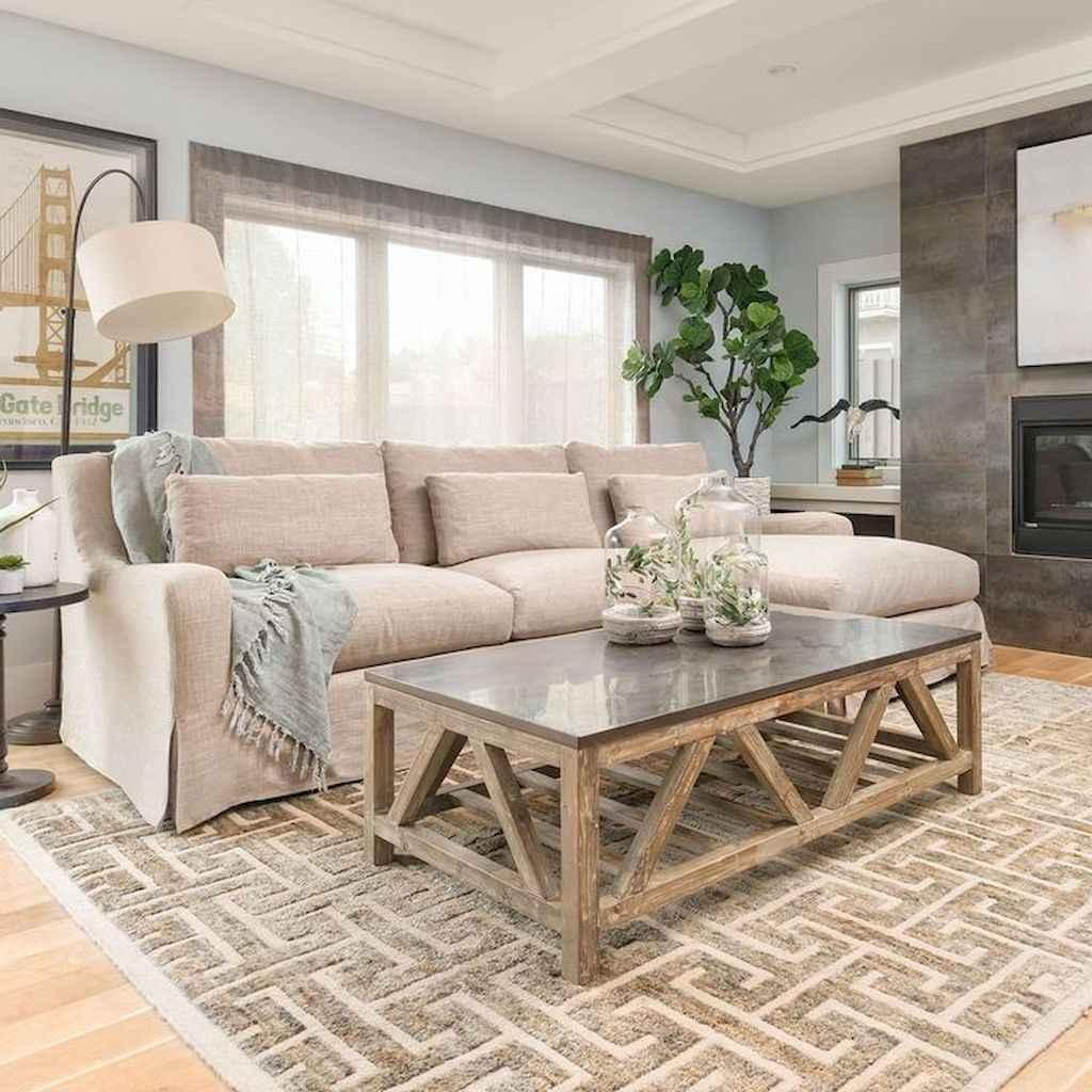 59 best modern farmhouse living room curtains decor ideas