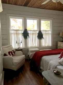 60 best modern farmhouse living room curtains decor ideas