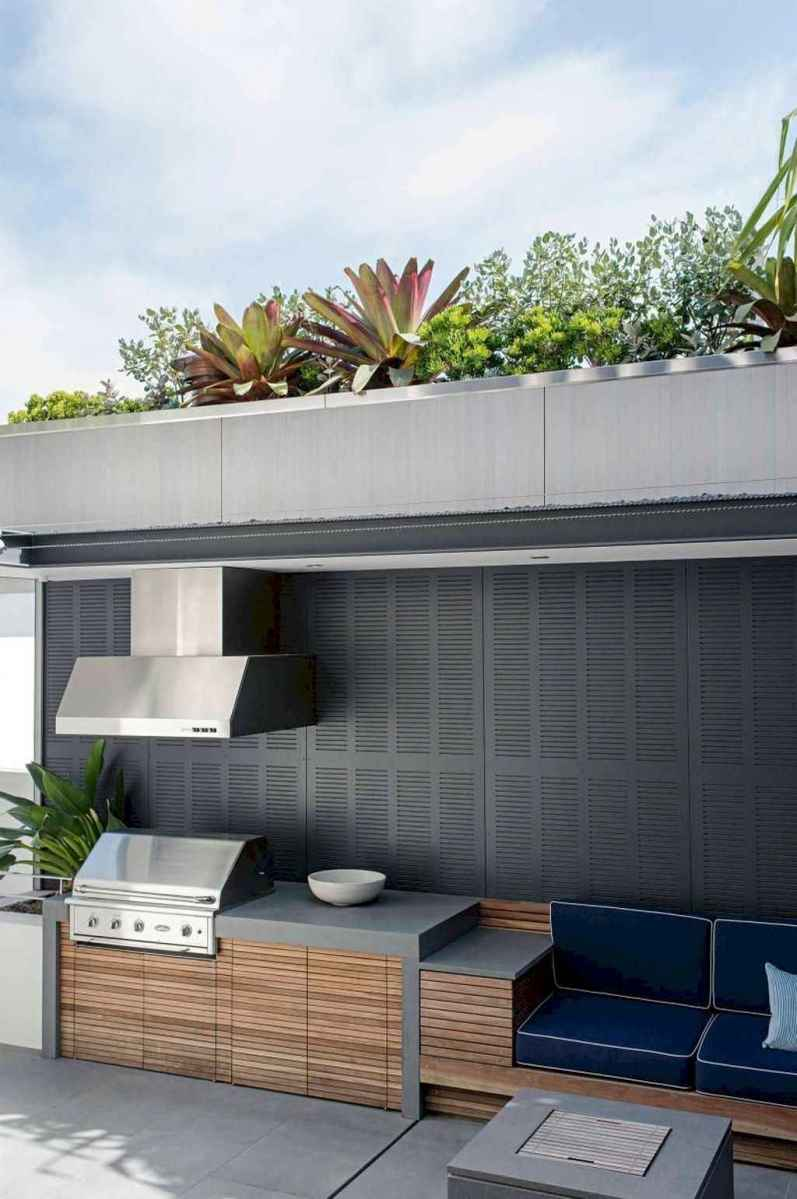 67 fantastic outdoor kitchen design for your summer ideas