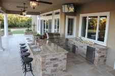 70 fantastic outdoor kitchen design for your summer ideas