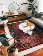 72 cozy farmhouse living room rug decor ideas