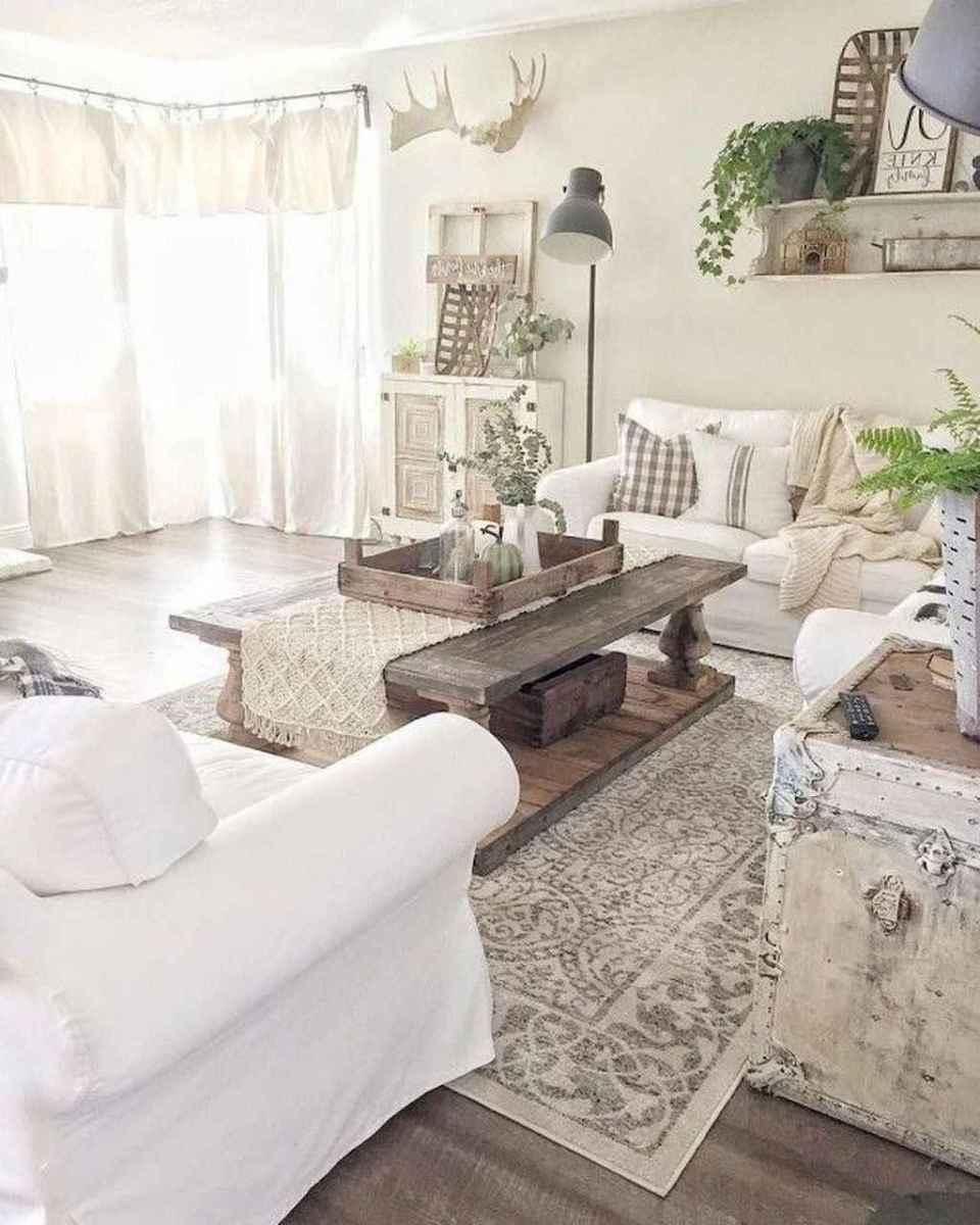 74 cozy farmhouse living room rug decor ideas