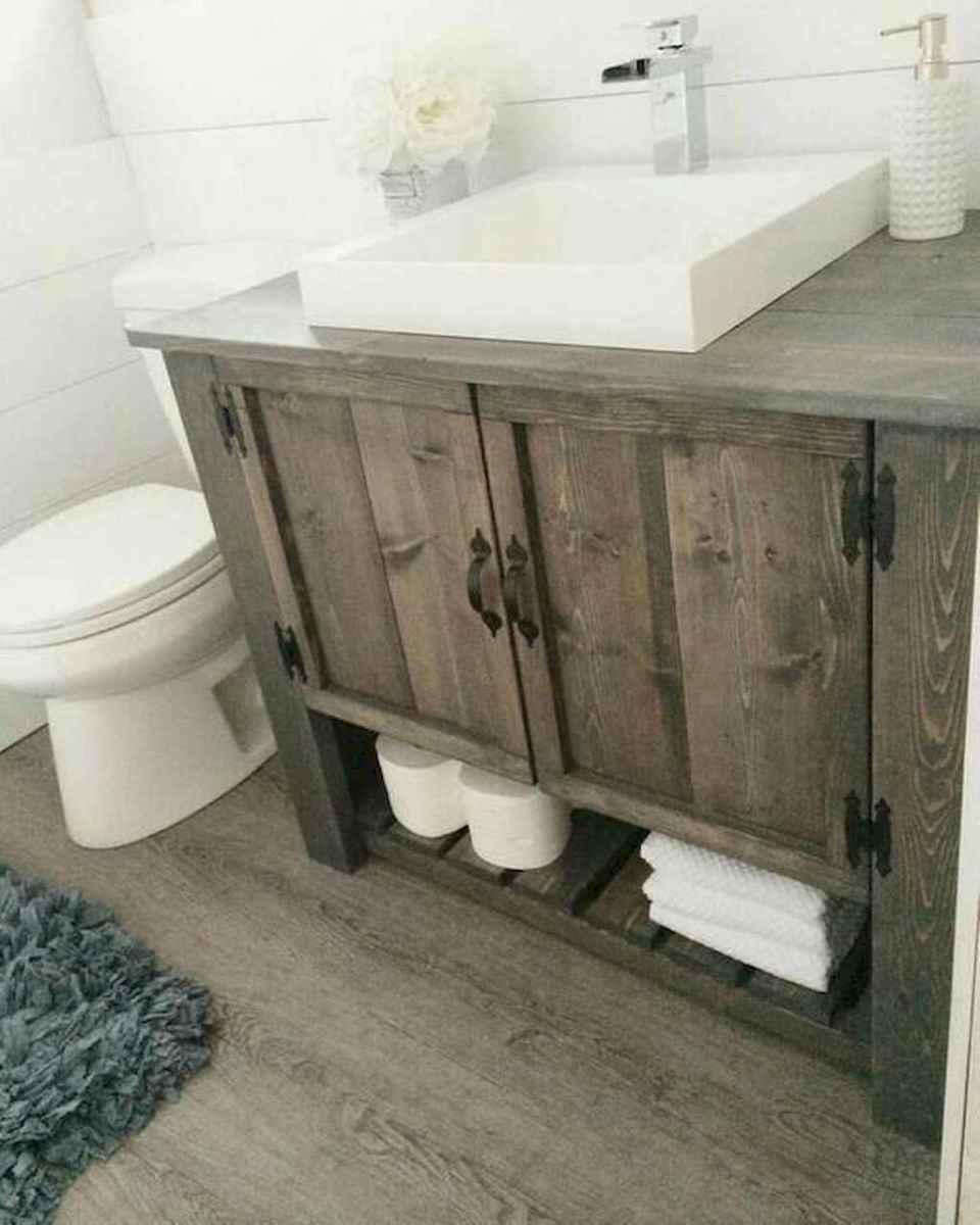 76 beautiful farmhouse bathroom remodel ideas