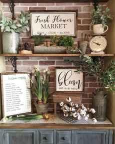 76 catchy farmhouse spring decor ideas