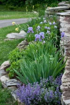 79 stunning front yard cottage garden inspiration ideas