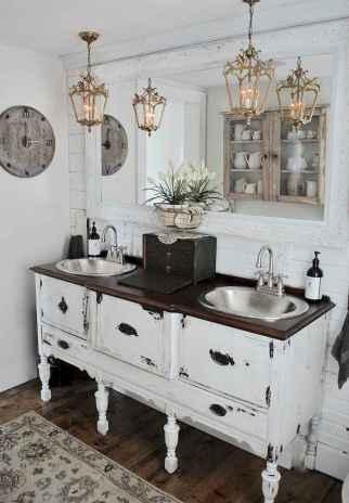 83 beautiful farmhouse bathroom remodel ideas