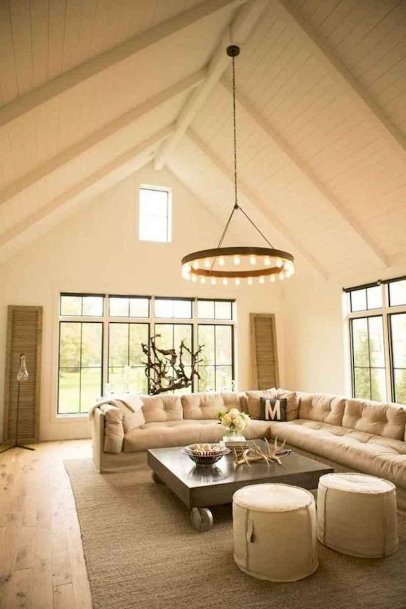 84 best cozy farmhouse living room lighting lamps decor ideas