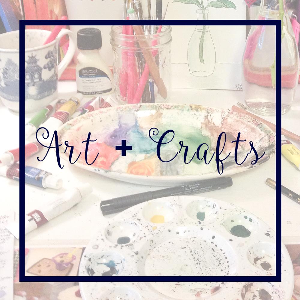 Homespun by Laura | Art + Crafts
